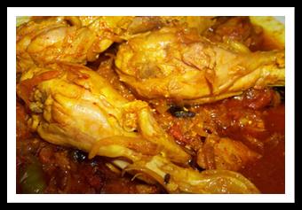 Piletina u saftu