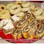 Tanjur božićnih kolača
